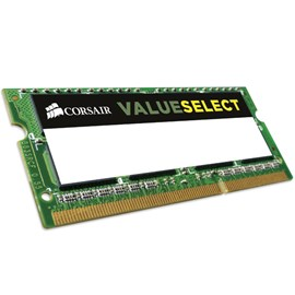 Corsair CMSO4GX3M1C1600C11 Value 4GB DDR3L 1600Mhz 1.35v CL11 SODIMM