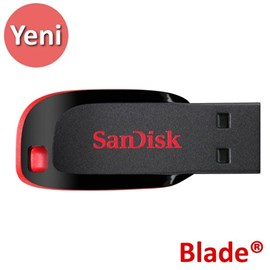 SanDisk SDCZ50-032G-B35 Cruzer Blade 32GB Usb Flash Bellek