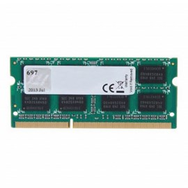G.SKILL F3-1600C11S-8GSL Value 8GB DDR3L 1600Mhz 1.35V SODIMM