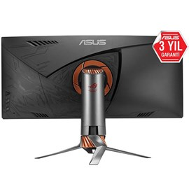 Asus ROG SWIFT PG348Q 34 5ms UWQHD HDMI DP Hoparlör Usb 3.0 Curved IPS Oyuncu Monitörü