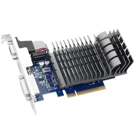 Asus 710-1-SL GeForce GT 710 1GB DDR3 64Bit 0dB LP 16x