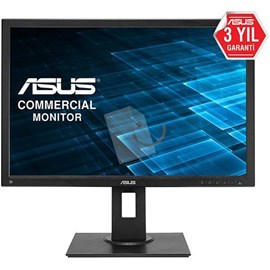 Asus BE24AQLB 24 5ms Full HD DVI DP D-Sub Usb Hoparlör IPS Led Prof. Monitör