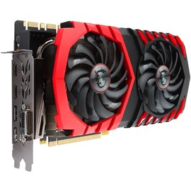 MSI GeForce GTX 1080 Ti GAMING 11GB GDDR5X 352Bit 16x