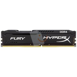 HyperX HX424C15FB/4 Fury Black 4GB 2400MHz DDR4 CL15