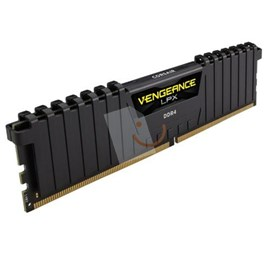 Corsair CMK8GX4M1A2400C16 Vengeance Siyah DDR4 2400Mhz CL16 8GB Single