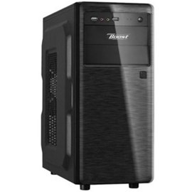 Power Boost VK-317 300W ATX Kasa Shiny Piano Siyah
