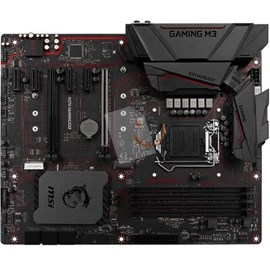 MSI H270 GAMING M3 DDR4 M.2 HDMI DVI Killer 16x Lga1151