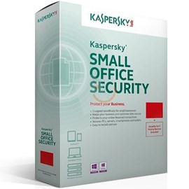 Kaspersky Small Office Security 1 Yıl 1S + 10K + 10 Mobil
