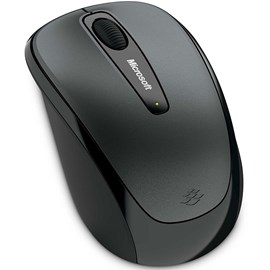 Microsoft GMF-00008 Wireless Mobile Mouse 3500 Gri Siyah BlueTrack Nano