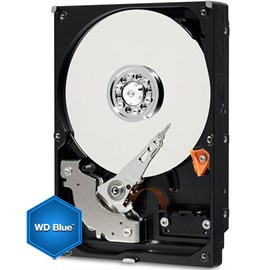 Western Digital Blue WD5000AZRZ 500GB 64MB 5400Rpm Sata3 6Gb/s 3.5 Disk