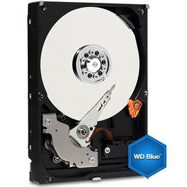 "Western Digital Blue WD5000AZRZ 500GB 64MB 5400Rpm Sata3 6Gb/s 3.5"" Disk"