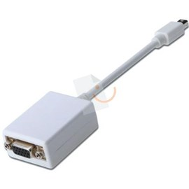 Digitus AK-340407-001-W Mini DisplayPort - VGA Adaptörü