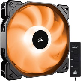 Corsair CO-9050060-WW SP120 RGB LED Yüksek Performans Kontrol Üniteli 120mm Fan