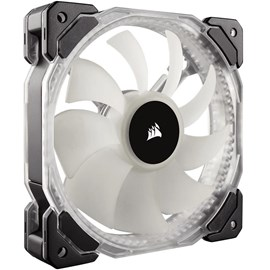 Corsair CO-9050067-WW HD120 RGB LED Yüksek Performans Kontrol Üniteli 3'Lü Paket 120mm PWM Fan