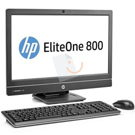 "HP W3M04ES EliteOne 800 G1 Core i5-4590S 4GB 1TB 8GB SSHD 21.5"" FHD Win 10 All-in-One"