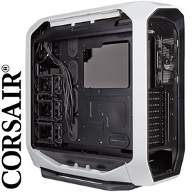 Corsair CC-9011059-WW Graphite Series 780T Full Tower Beyaz Psu'suz Kasa