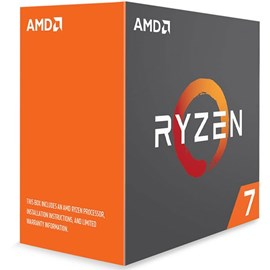 AMD RYZEN 7 1700 Wraith 3.7GHz 20MB 65W AM4 14nm İşlemci