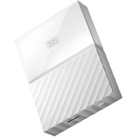 "Western Digital WDBYFT0040BWT-WESN My Passport Beyaz 4TB 2.5"" Usb 3.0/2.0"