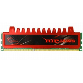 G.SKILL F3-12800CL9S-4GBRL Ripjaws 4GB DDR3 1600Mhz CL9