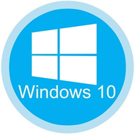 Microsoft KW9-00119 Windows 10 Home 64Bit Türkçe OEM DVD