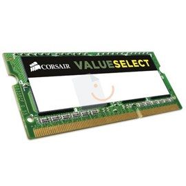 Corsair CMSO8GX3M1C1600C11 Value DDR3L 8GB 1600Mhz 1.35V CL11 SODIMM