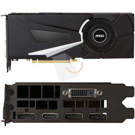 MSI GeForce GTX 1070 AERO 8G OC 8GB GDDR5 256Bit 16x