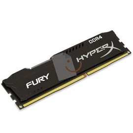 HyperX HX424C15FB2/8 Fury Black 8GB 2400MHz DDR4 CL15 XMP
