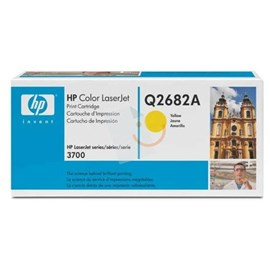 HP Q2682A Color LaserJet Sarı Toner 3700