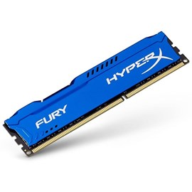 HyperX HX316C10F/4 Fury Blue 4GB 1600MHz DDR3 CL10