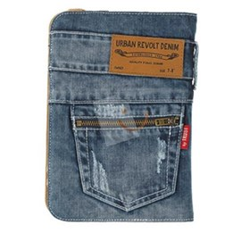 Trust 19481 Universal Jeans Folio Stand 7-8