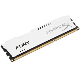 HyperX HX316C10FW/4 Fury White 4GB 1600MHz DDR3 CL10