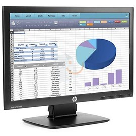 HP K7X27AA ProDisplay P202 20 5ms DP Vga Siyah Led Monitör