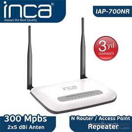 Inca IAP-700NR 300 Mbps N Router Access Point Repeater