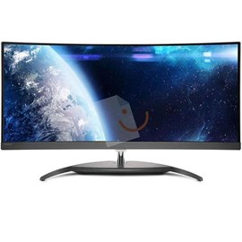Philips BDM3490UC/00 34 5ms UWQHD HDMI-MHL DP USB DTS Kavisli AH-IPS Led Monitör