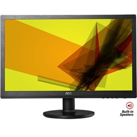 "AOC E2260SWDA 21.5"" 5ms Full HD D-Sub DVI Siyah Led Monitör"