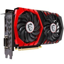 MSI GeForce GTX 1050 Ti GAMING 4GB GDDR5 128Bit 16x