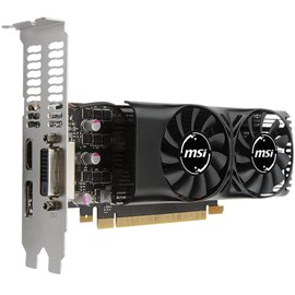 MSI GeForce GTX 1050 Ti 4GT LP 4GB GDDR5 128Bit 16x