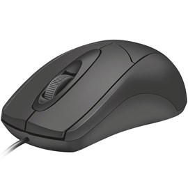 Trust 21947 Ziva 1000dpi Optik Usb Siyah Mouse