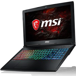 "MSI GP62M 7REX-1618XTR Leopard Pro Core i5-7300HQ 8GB 128GB SSD 1TB GTX1050 Ti 4GB 15.6"" Full HD FreeDOS"