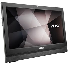 "MSI PRO 20T 7M-038XEU Siyah Core i3-7100 4GB 1TB 20"" HD+ Touch FreeDos"