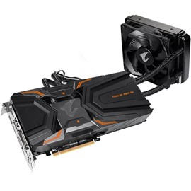 Gigabyte GV-N108TAORUSX W-11GD GeForce GTX 1080 Ti Waterforce Xtreme Edition 11GB GDDR5X 352Bit 16x