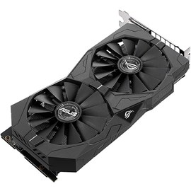 Asus ROG STRIX-GTX1050TI-4G-GAMING GeForce GTX 1050 Ti 4GB GDDR5 128Bit 16x