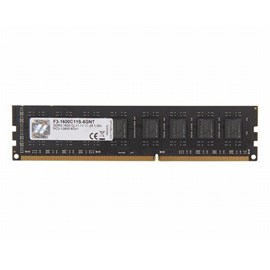 G.SKILL F3-1600C11S-8GNT Value 8GB DDR3 1600Mhz CL11