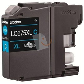 Brother LC675XLC Mavi Toner MFC-J2320 MFC-J2720