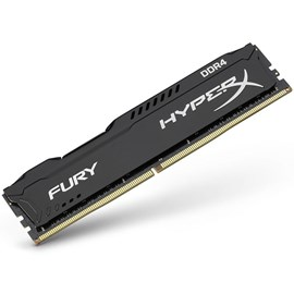 HyperX HX424C15FB/16 Fury Black 16GB 2400MHz DDR4 CL15 Tek Modül