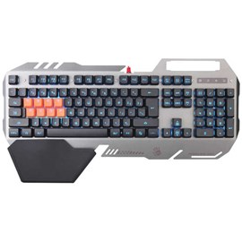 Bloody B418 8-Light Strike Mekanik Q TR USB Gaming Klavye