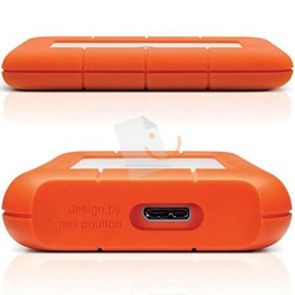 LaCie LAC301558 Rugged Mini 1TB USB 3.0/2.0 2.5 Harici Disk