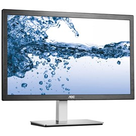 "AOC I2476VWM 23.6"" 5ms Full HD D-Sub HDMI Siyah ADS-IPS Led Monitör"