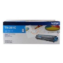 Brother TN-261C Mavi Toner HL-3150CDN HL-3170CDW MFC-9140CDN MFC-9330CDW