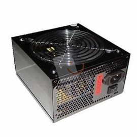 Power Boost 500W 12cm Fan Aktif PFC Power Supply